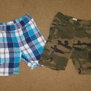 Lot of Children's Place toddler shorts